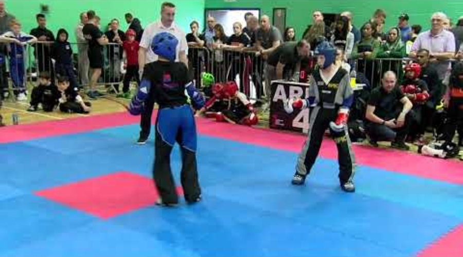 Student Calum Timmins Competiting At The Won 2018